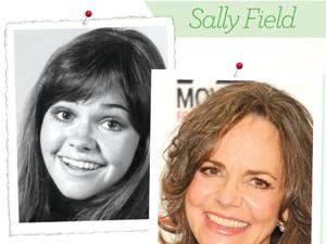 Actress Sally Field