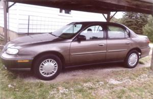 2002 CHEVY MALIBU new tires and brakes, good shape, 63,000/miles