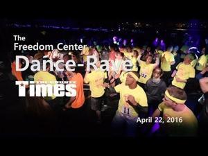 The Freedom Center — Rave Run dance 2016