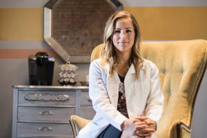 <p>Owner Tracy Aubuchon said that REJUV AVE. is a true medical skin spa, offering skin analysis that can inform which treatments their guests need for healthier skin.</p>