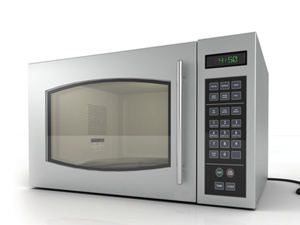 Appliances like microwaves, computers and entertainment systems draw power even when they're not in use.
