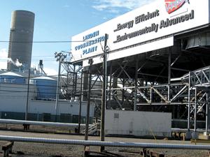 Linden, N.J. is home to part of the GE smart transmission grid.