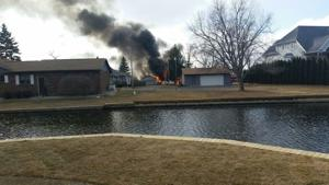 Wenwood Drive fire 1