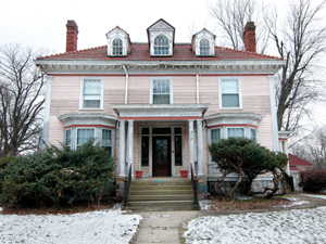 This 110-year-old house at 212 College St. in Holly has an interesting past that involves a swirl of rumors ranging from humorous to ridiculous.