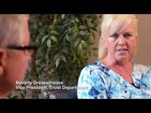 The State Bank Trust Department — your family, your future (1 minute)