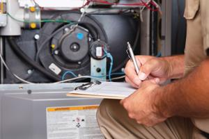 Checking to make sure all electrical and mechanical components are working properly is part of the home inspection.