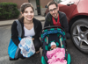 Fenton couple delivers their child in car