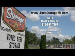 Abe's Storage — quality, affordability, convenience, peace of mind