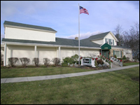 Sharp Funeral Homes - Linden Chapel