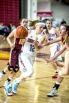 State basketball: MM girls sink White River from deep
