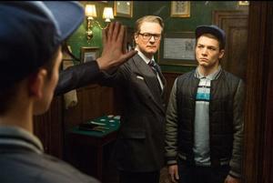 Film Review: 'Kingsman: The Secret Service' delivers dapper laughs