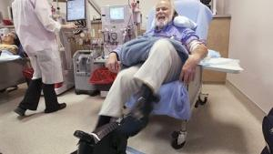 dialysis patients improve energy treatment through