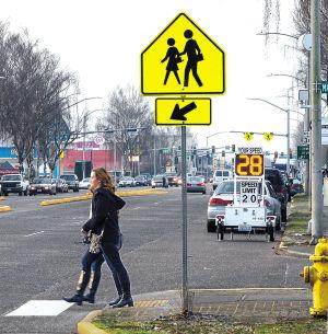 Stricter school-zone speed standards bring wave of tickets