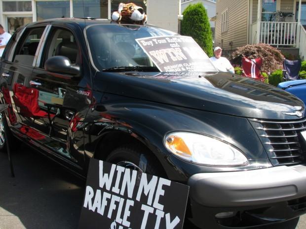 Kalama Car Show