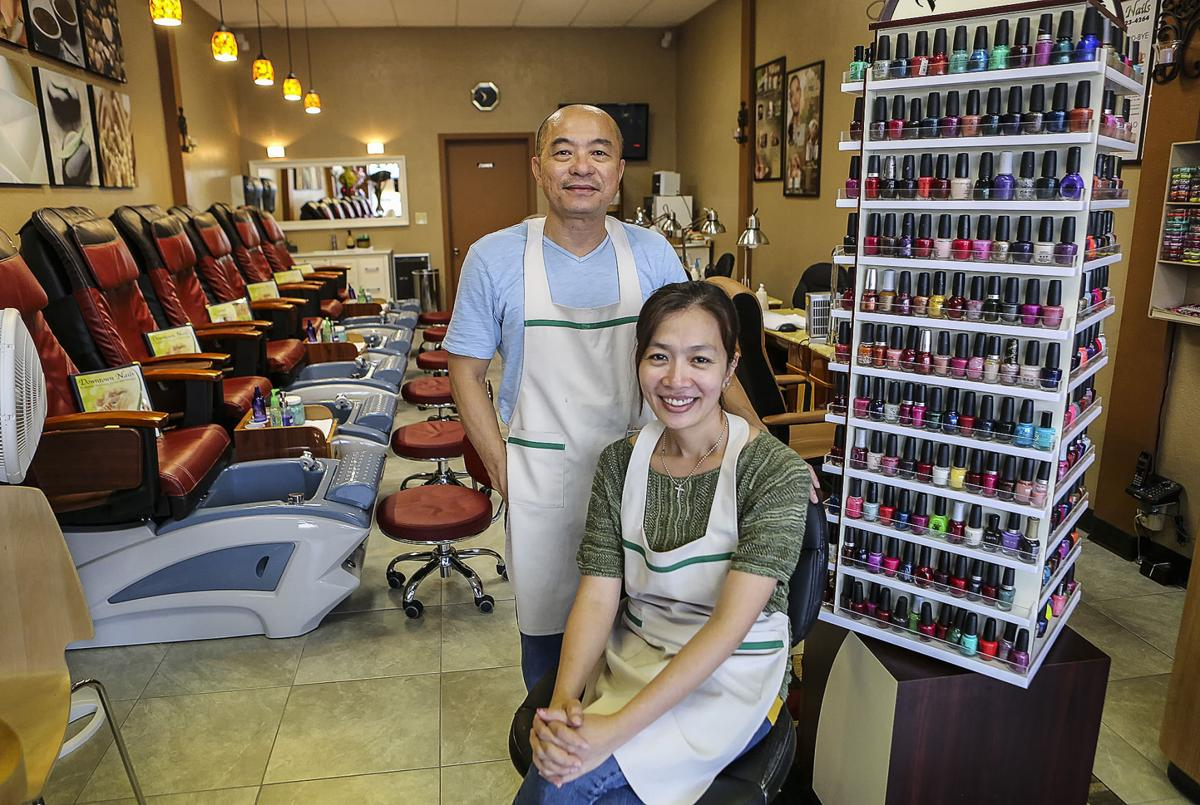 Talking Business: New nail salon pops up on Commerce ...