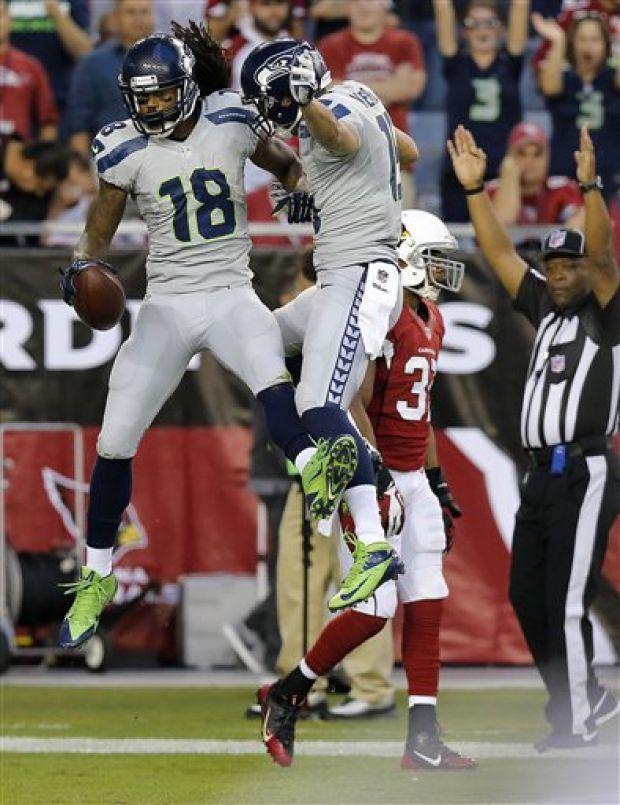 Seahawks grind out 12-7 win over Panthers in season opener
