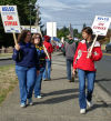 Four Washington teacher strikes happened this year. Why?