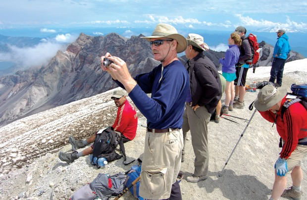 Coveted Mount St Helens Summer Hiking Permits Tough To