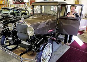 Readers' Rides: Jan Johnson's 1929 Model A Ford coupe