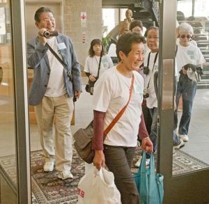 Kelso's Japanese sister city gets warm welcome