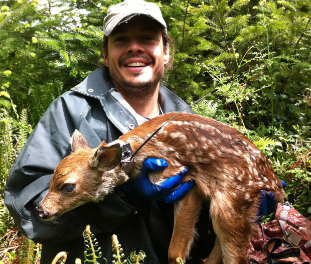 Cowlitz lewis and wahkiakum counties welcome new chief for Oregon fish and wildlife jobs