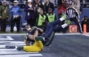 Photos: Seahawks 28, Packers 22 OT