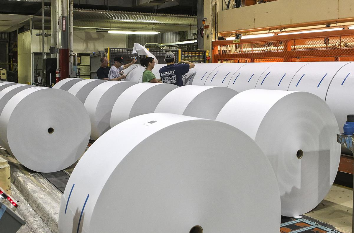 norpac paper With the us uncoated groundwood papers industry starting to see a level playing field against unfairly traded imports, north pacific paper company (norpac) ceo craig anneberg announced the hiring of 50 new full- and part-time employees and the limited restart of operations for paper machine 1 (pm1) idled this past year.