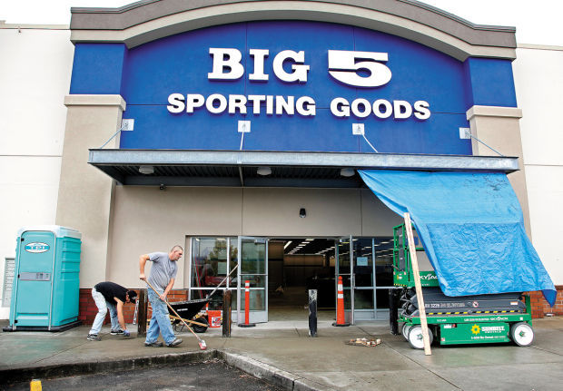 53 reviews of Big 5 Sporting Goods