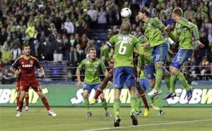 Sounders hold on for 0-0 tie with Salt Lake