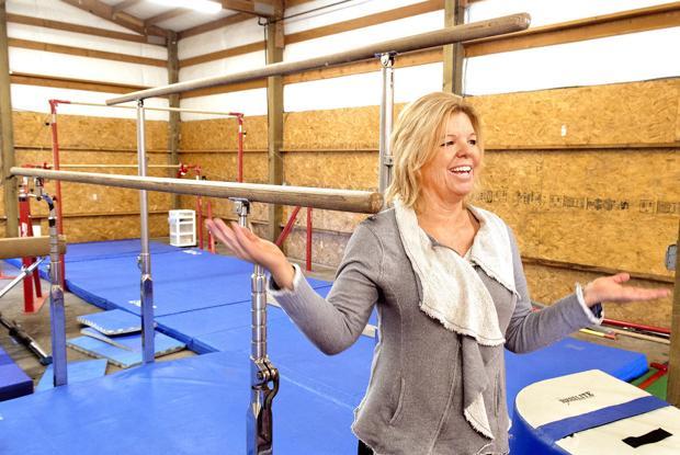 Castle Rock nonprofit teaches self esteem through gymnastics