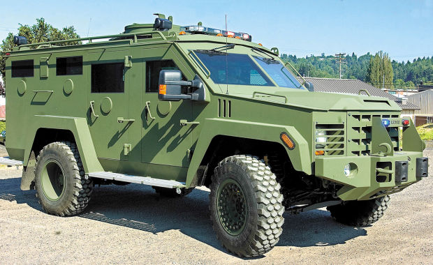 Used Armored Truck For Sale Armored vehicle