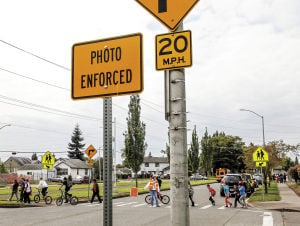 Longview Council quiet on traffic camera actions