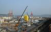 Wayron stacks installed in Seattle viaduct