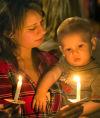 Candlelight vigil shines light on domestic violence
