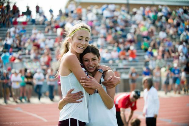 THS girls track & field team finishes fourth at state