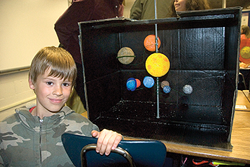 solar system project ideas for 4th grade - photo #37