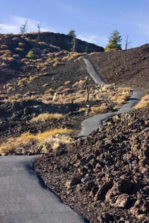 Craters of the moon national park designation fails this year