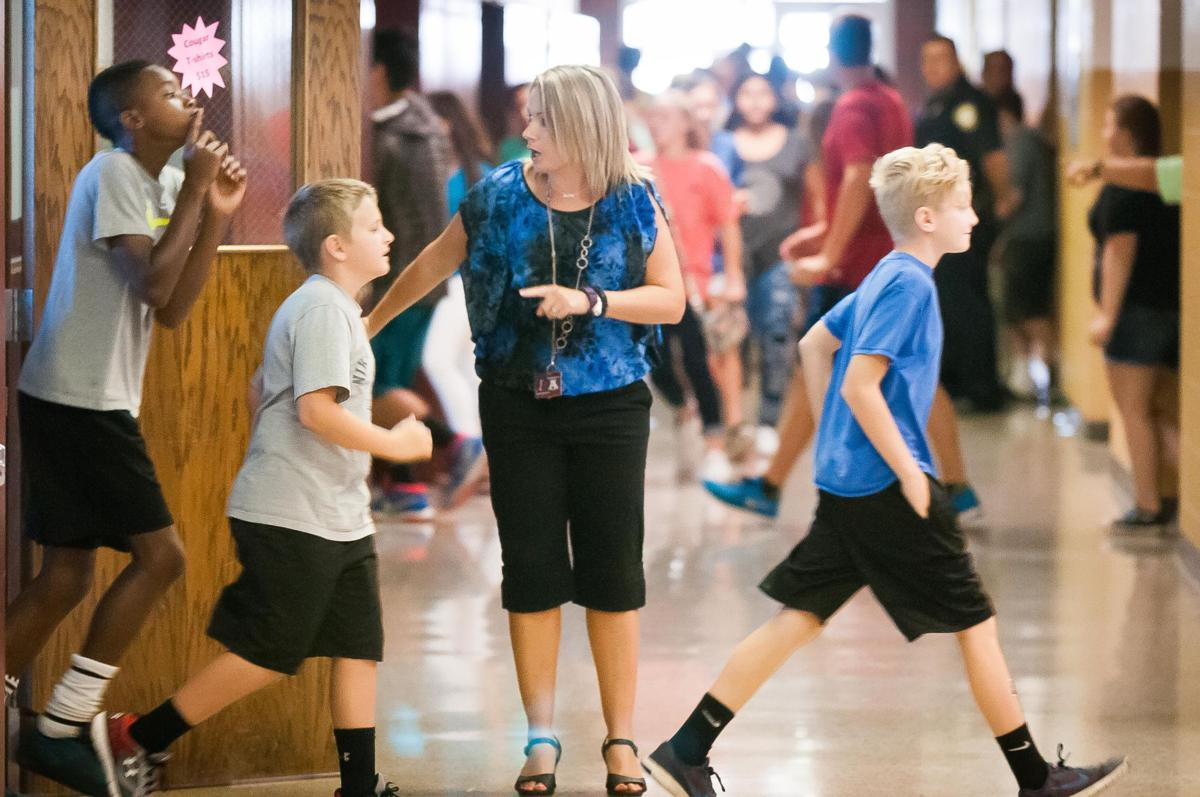 Safety a top priority: Ada Junior High practices safety procedures