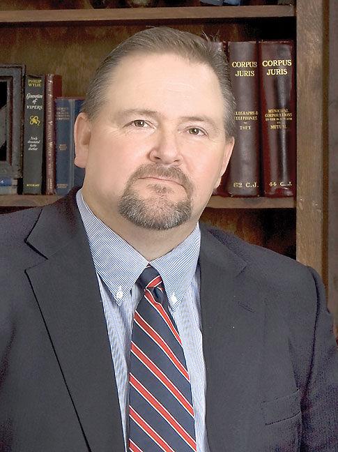 Chris Ross, District Attorney