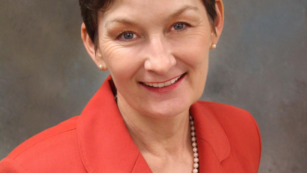 Pierson to become first woman president of ECU