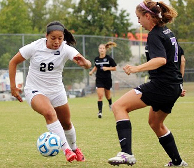 Soccer hands Ouachita Baptist first conference loss of season