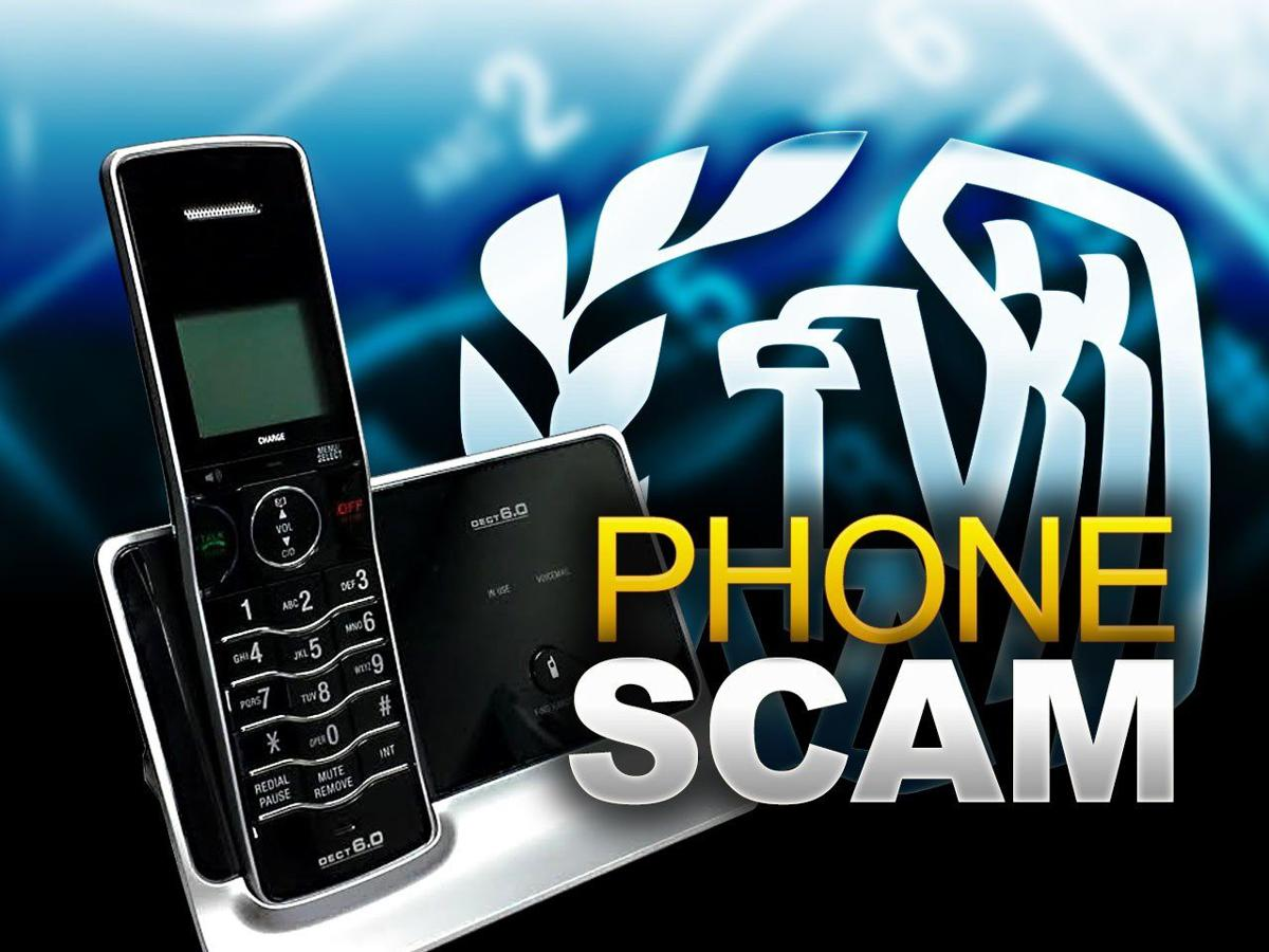 IRS scam persists in region