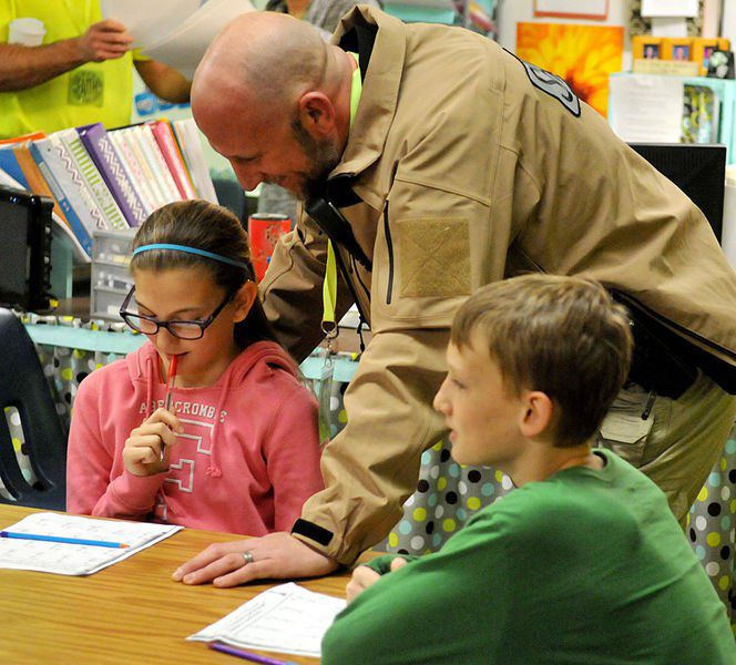 FAITH started as chance to interact with, bolster confidence of students