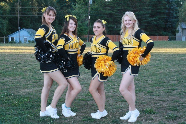 Four Shhs Cheerleaders Earn All American Honors News