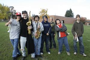 SHHS band members