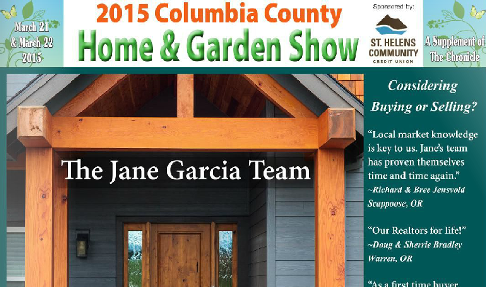 2015 Home And Garden Show Guide