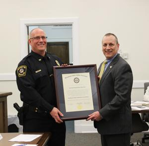 North East Police Department earns state accreditation
