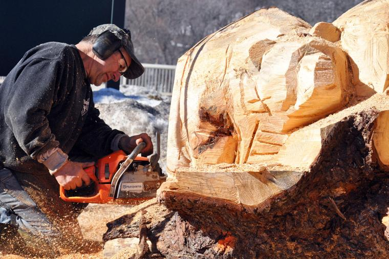 Ridgway chainsaw carvers rendezvous set for feb