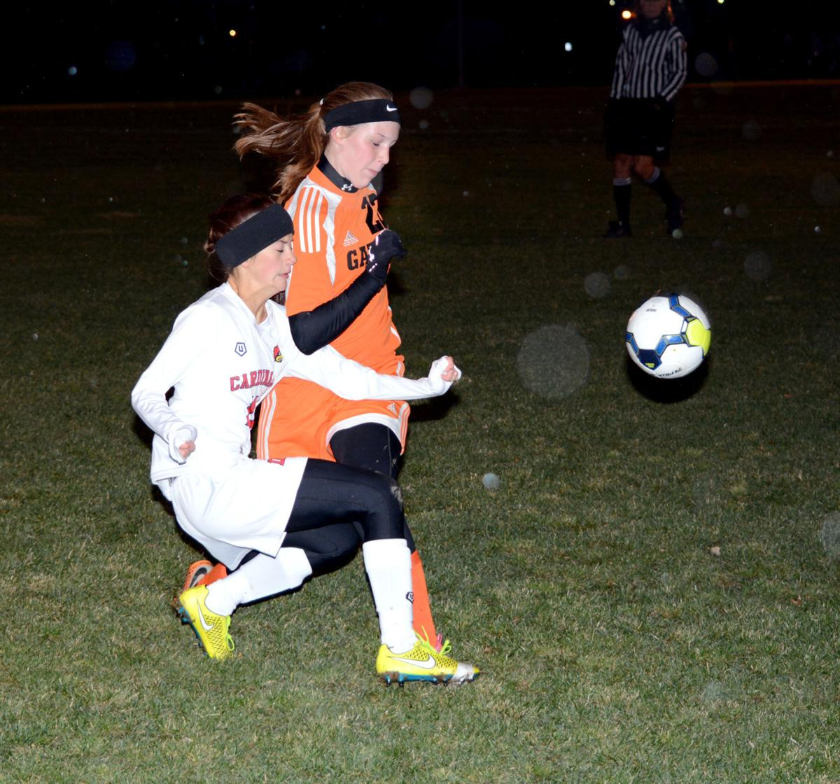 port allegany single catholic girls Ridgway girls soccer advanced in the district 9 class a girls soccer playoffs with a 3-0 win over port allegany in a first-round matchup tuesday night at memorial.
