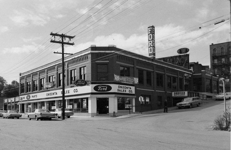 Local Commentary: History of Oneonta Sales building should be honored